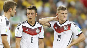 'Blond, blue eyes… everything fit': Toni Kroos says he was labeled 'NAZI' after criticizing Ozil over Germany retirement