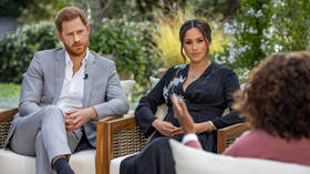 The latest episode of the vapid Harry and Meghan saga shows they've replaced the Kardashians as the world's biggest reality show