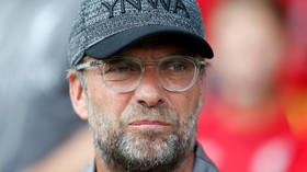 Football clubs urged to take action after fans use 'abhorrent' domestic abuse image in meme mocking Liverpool manager Jurgen Klopp