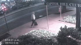 FBI releases more video footage of DC pipe-bomb suspect as case continues to take backseat to arresting Capitol rioters