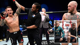 Conor McGregor coach John Kavanagh plotting 'MMA mentality' for Poirier rematch after boxing-heavy approach failed on Fight Island
