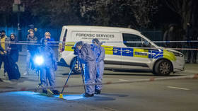 Suspected human remains discovered by Met Police searching for missing woman Sarah Everard, cop still in custody