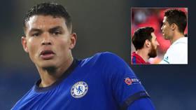 Ronaldo's determination, Messi's 'god-given gift' & Zlatan's MMA black belt: Chelsea & Brazil star sums up football's top strikers