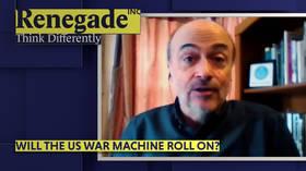 Will the US war machine roll on?