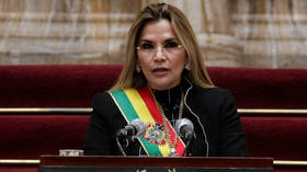 Bolivia's former interim president Jeanine Anez arrested over 2019 coup
