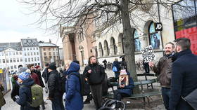 Danish anti-lockdown activist gets double jail time for inciting violence… after telling crowd to 'smash city in non-violent way'