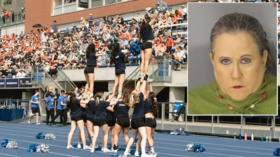 Woman arrested for creating NAKED 'deepfake' videos of daughter's cheerleading rivals
