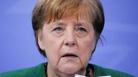Angela Merkel's party takes a hammering in German state elections – exit polls