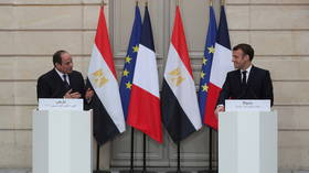 Egypt and France conduct joint naval exercise as tensions ease following 2020 Prophet cartoon controversy
