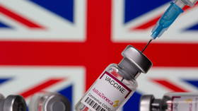 Half of British adults to be inoculated against Covid-19 by week's end, says UK minister, reassures that jab is 'safe'