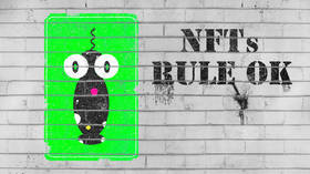 NFT crypto art commerce: Fad, natural evolution, burgeoning bubble or all of the above?
