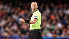 'This is freedom & tolerance': UEFA will not penalize Russian refereeing team who chose not to kneel before Champions League match