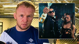 Sex, drugs, alcohol and smoking: Shocked ex-MMA champ Shlemenko slams top rapper and 'most popular person in Russia' Morgenshtern