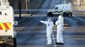 Northern Ireland police arrest man in investigation into bomb-making by 'New IRA' dissidents