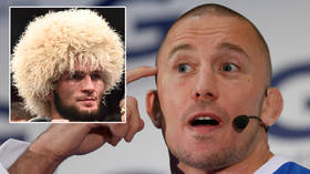 'They want a guy to beat him': UFC legend St-Pierre says Dana White wants Khabib comeback in order to END his undefeated streak