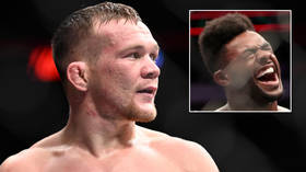 Crock-ing off: Dethroned UFC champ Yan blasts 'b****' Sterling after rival calls Russian a 'f***ing moron' over disqualification