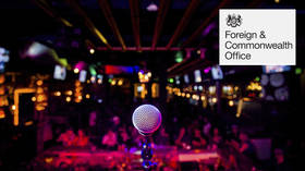 No laughing matter: UK Foreign Office contractor sought to recruit comedians & YouTubers to take part in secret Baltic psyops camp