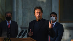 Pakistani leader Imran Khan quarantined at home after testing positive for Covid-19