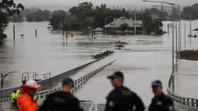 18,000 evacuated and 38 parts of New South Wales declared 'natural disaster area' as flooding devastates Australia (VIDEO)