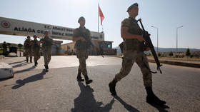 Turkey detains over 200 soldiers in raids over links to self-exiled Muslim cleric Gulen