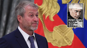 Russian tycoon Abramovich sues journalist & publisher behind 'Putin's People' book over claim Putin ordered him to buy Chelsea