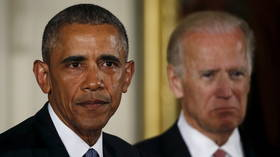 Obama calls on Biden, says 'people with power' should finish his job and ban 'assault weapons'