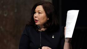 Senators Duckworth, Hirono to vote against straight white Biden nominees as Dems' identity-politics balance starts to show cracks