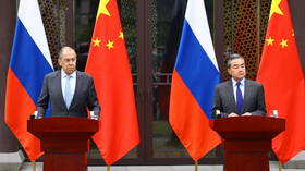 Russia & China join forces to demand crunch UN Security Council talks over 'political turbulence' as Moscow slams 'destructive' US