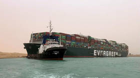Massive container ship stuck in Suez Canal 'partially refloated,' traffic expected to resume shortly