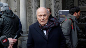 Former FIFA boss Sepp Blatter banned from football AGAIN as he is slapped with $1mn fine