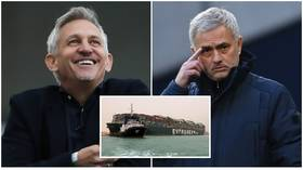 All kicking off: Lineker triggers Twitter turmoil as he says young people should be 'thanked for their diligence' during pandemic