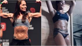 All eyes on her: UFC's Jessica Eye bites back at trolls after becoming latest MMA star to launch OnlyFans page