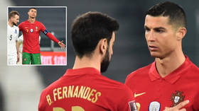 'Manipulative and blind': Ronaldo's sister goes on spectacular rant to defend Portugal star after strop over disallowed goal