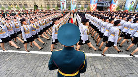 As cases fall, Moscow set to remove Covid-19 crowd restrictions ahead of full military parade to mark WW2 victory over Nazis – RBK