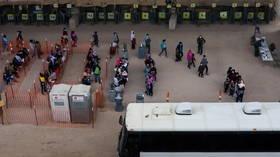 Biden: 'Vast majority' of migrants reaching US border are being sent back