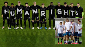 'There are wars with fewer deaths': Fans react as Germany football team denounces Qatar human rights record – by wearing t-shirts