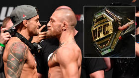 UFC boss White says Dustin Poirier has been 'smart' to turn down world title bout in favor of trilogy fight with Conor McGregor