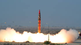 Pakistan successfully test-fires 900km-range nuclear-capable ballistic missile (VIDEO)