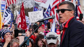 Michael Flynn's family sues CNN for $75 million over making them out to be QAnon supporters