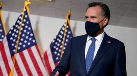 Romney baffles left and right as he receives JFK 'Profile in Courage' Award thanks to Trump impeachment vote