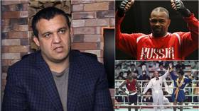 'How can I have male organs and say I'm female?' Boxing icon Jones Jr weighs in on transgender row and 'society today' (VIDEO)
