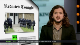 Water scarcity, anti-protest bills, Lee Camp standup