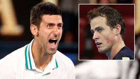 Novak Djokovic divides opinion again after backing co-president of controversial new tennis players' group over on-court meltdown