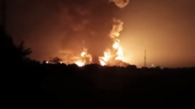 Nearly 1000 evacuated, at least 5 injured as massive blaze ravages Indonesian oil refinery (VIDEOS)