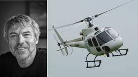 Czech Republic's richest person, Petr Kellner, among 5 killed in helicopter crash in Alaska