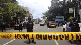Couple who married 6 months ago identified as suicide bombers in Indonesian church attack