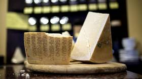 Wanna sell parmesan to Russia? First, you've gotta recognize Crimea, country's chief cheesemaker tells Italian ambassador