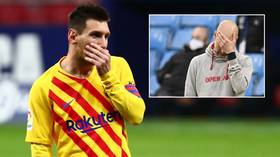 Messi to Man City is OFF as club 'pull out of pursuit for Barcelona star' – reports