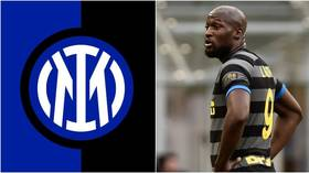 Making a t*t of themselves? Fans spot embarrassing blunder in new Inter Milan logo