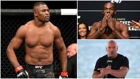 UFC legend Jones fires back at Dana White over claims of '$30 million purse demands' for Ngannou superfight